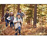 Family, Hiking