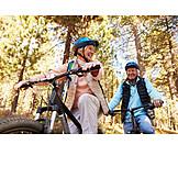 Active Seniors, Bicycle Trip
