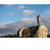 Klettern, Outdoor, Freiheit & Selbstständigkeit