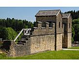 Welzheim, Roman fort