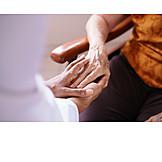 Fürsorge, Altenheim, Altenpflege