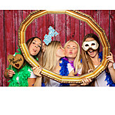 Friends, Photo shoot, Just married, Bachelorette party