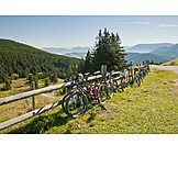 Relaxation & Recreation, Bicycle, Rest, Berchtesgadener Land