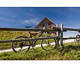 Relaxation & Recreation, Bicycle, Alp, Rest, Berchtesgadener Land