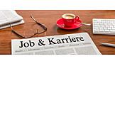 Karriere, Medien, Job