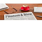 Money & Finance, Newspaper