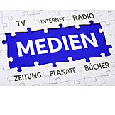 Medien, Printmedien, Online