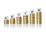 Money & Finance, Stock Exchange, Shares