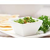 Dip, Arabische Küche, Babaganoush