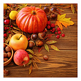 Autumn, Thanksgiving