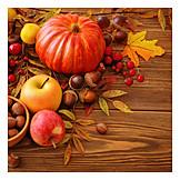 Autumn, Thanksgiving