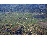 Luftaufnahme, Griechenland, Attika