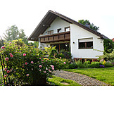 House, Front Garden