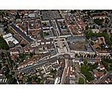 Luftbild, Saarlouis
