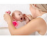 Säugling, Mutter