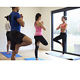 Yoga, Gymnastics, Gym