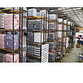 Logistics, Storage, Inventory