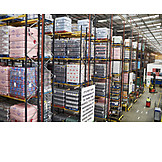 Logistics, Warehouse