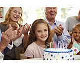 Birthday, Children Birthday, Birthday Cake, Familiy Celebration