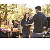 Autumn, Broiling, Barbecue