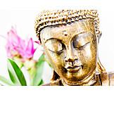 Wellness & Relax, Zen, Buddhafigur