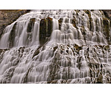 Wasser, Wasserfall