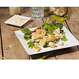 Amerikanische Küche, Caesar Salad
