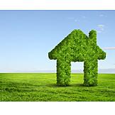 Umweltfreundlich, ökologisch, ökohaus