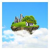 Alternative Energie, Energiesparhaus, ökohaus