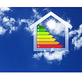 Haus, ökologie, Alternative Energie