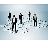 Business, Jigsaw Puzzle, Business Person