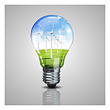 Environment Protection, Wind Power, Wind