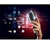 Music, Vocals, Microphone