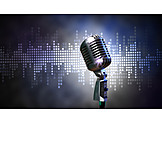 Music, Microphone, Karaoke