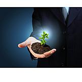 Wachstum, Umweltfreundlich, Setzling