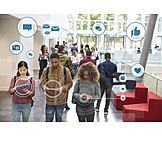 Mobile Communication, Society, Network, Smart Phone