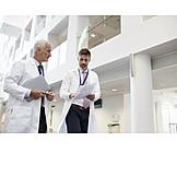 Gesundheitswesen & Medizin, Arzt, Besprechung