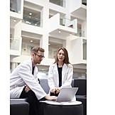 Healthcare & Medicine, Meeting, Physicians