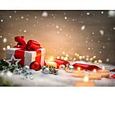 Weihnachtsgeschenk, Weihnachtlich