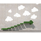 Business, Career, Success Stairs