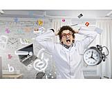 Chaos, Wissenschaftler, Zeitdruck