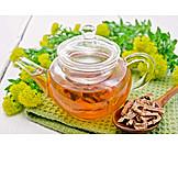 Tee, Alternative Medizin, Rosenwurz