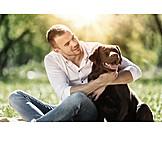 Friendship, Dog, Humans