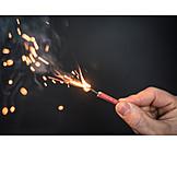 Danger & Risk, Firework Display, Firecracker