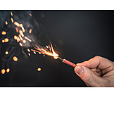 Gefahr & Risiko, Feuerwerk, Böller