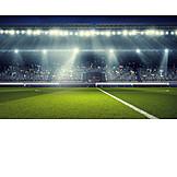 Socce turf, Socce stadium, Arena