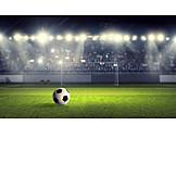 Bleachers, Soccer stadium