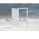 Karriere, Tür, Entscheidung