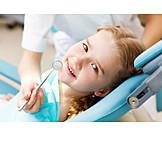 Girl, Dentist