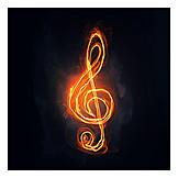 Music, Clef